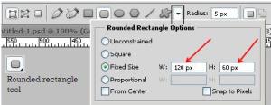 Membuat Tombol Rollover Menggunakan Photoshop dan HTML