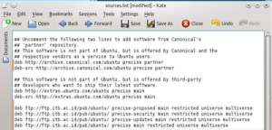 repository lokal ubuntu